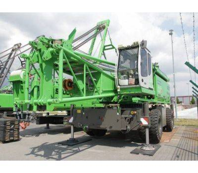 SENNEBOGEN DUTY CYCLE CRANESENNEBOGEN DUTY CYCLE CRANE